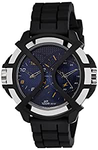 Fastrack Sport chronograph Time Blue Dial Men's Watch - 38016PP01