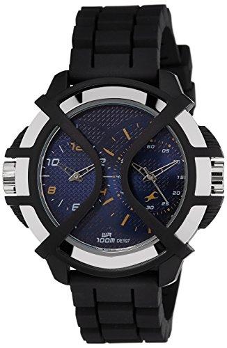 Fastrack Sport Analog-Digital Time Blue Dial Men's Watch - 38016PP01 image