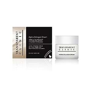 Transparent Clinic - Crème Ultra-hydratante Hydra Collagène 50 ml