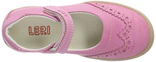 Lepi 3822lel, Ballerines fille Rose - Pink (3822 C.01 ROSA)