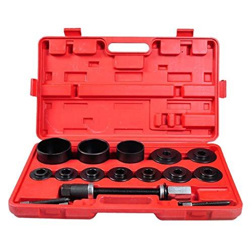 WT Trade Premium 20-tlg. Radlager Abzieher Werkzeug Set | Lager Radlagerabzieher Radlagerwerkzeug Radnabe Montage | Werkzeugsatz Alle Modelle | inkl. Transportkoffer