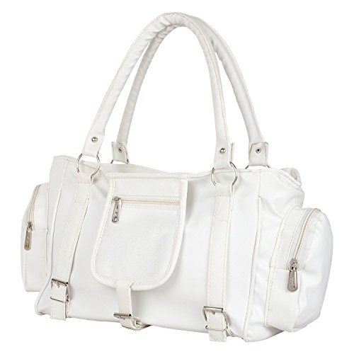 Marie Women\'s Hand Bag (White)