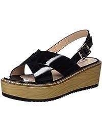 Womens Alexandra Platform Sandals Mtng TrqQbvLK