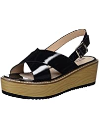 Womens Alexandra Platform Sandals Mtng