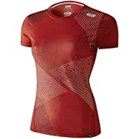 42K Running - Camiseta técnica Elements 100% Reciclada 100% Reciclada Mujer Fire S