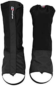 Berghaus Expeditor Adult's Outdoor Hiking Gaiter available in Black/Black - Small/Medium