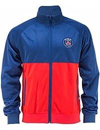 Veste zip PSG - Collection officielle PARIS SAINT GERMAIN - Taille enfant garçon