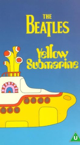 Price comparison product image The Beatles - Yellow Submarine [VHS] [1968]