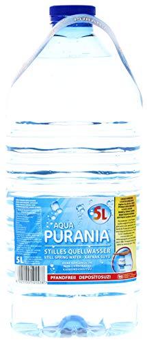 Aqua Purania Quellwasser 5,0l ohne Kohlensäure