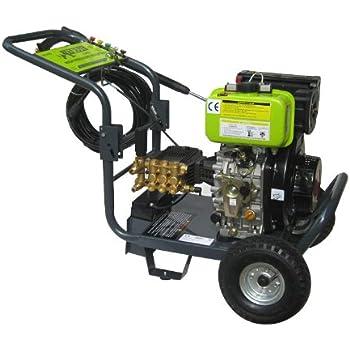 Benzin Hochdruckreiniger 300 Bar 13 PS: Amazon.de: Baumarkt