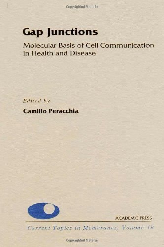 Gap Junctions: Molecular Basis of Cell Communication in Health and Disease, Volume 49 (Current Topics in Membranes) by Academic Press (1999-12-27)