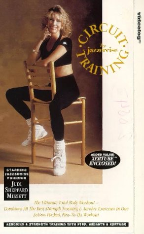 jazzercise-circuit-training-vhs-uk-import