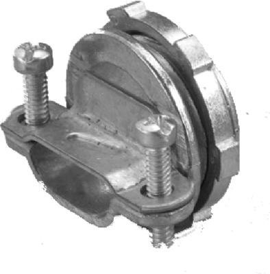 Halex - Adalet 1po. Connecteur de serrage m-tallique non 90513