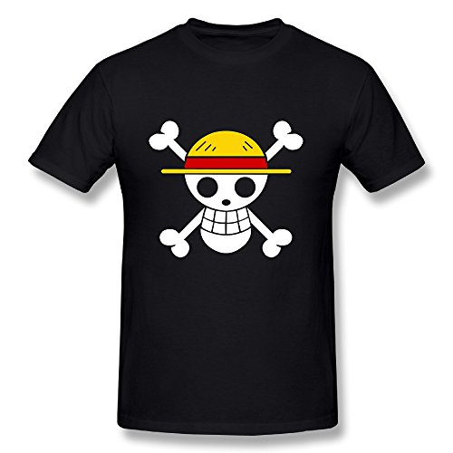zenthanetee-mens-one-piece-skull-cross-bones-logo-t-shirt-us-size-3x-black