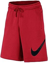 Nike M NSW FLC Exp Club Pantalon Court Homme