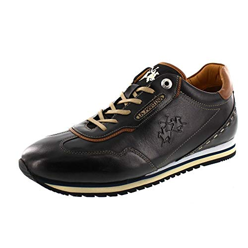 La Martina - Sneaker L7052156 - Buttero Negro, Schuhgröße:EUR 43