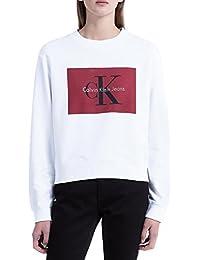 Calvin Klein Jeans J20J206975 hube True Icon Sweater Women
