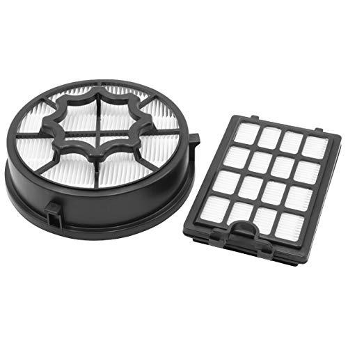 vhbw Staubsauger Filter Set passend für AEG ACC 5110, ACC 5111, ACC 5120 Staubsauger Abluft-Filter, 1 x Hepa-Filter, 1 x Vormotor-Filter