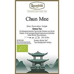 Ronnefeldt - Chun Mee - Bio - Grüner Tee, Herstellung Formosa-Art - 100g