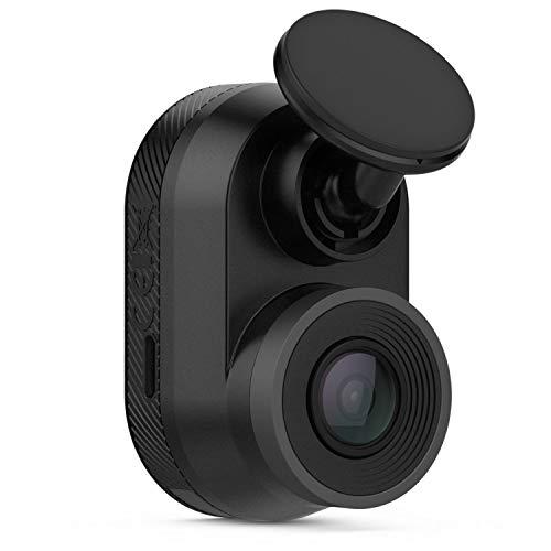 Garmin DashCam Mini - automatische Speicherung von Unfallvideos, kompakt, HD-Aufnahmen, 140° Weitwinkel