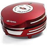 Ariete 182 Party Time - Máquina de empanadas y tortillas, 700 W, color rojo