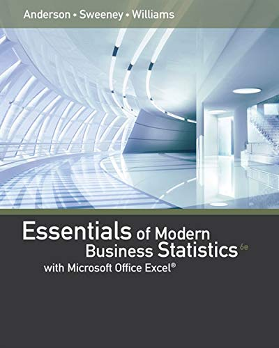 Pdf essentials of modern business statistics with microsoft excel book details fandeluxe Gallery