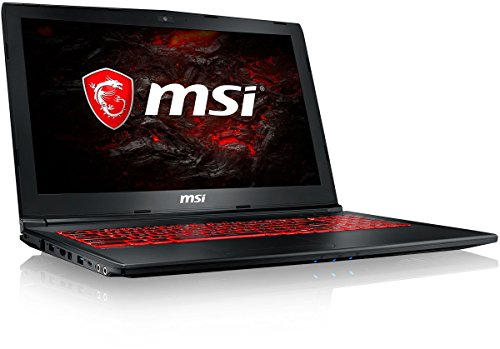 MSI GL62M-7RC Laptop (DOS, 8GB RAM, 1000GB HDD) Black Price in India