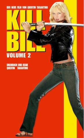 Kill Bill Vol. 2 [VHS]
