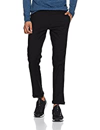 Diverse Men's Slim Fit Casual Trousers