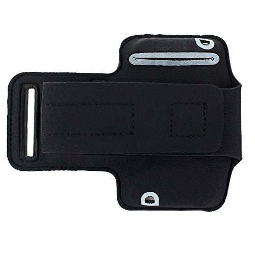 Flip-Case APPLE IPHONE 4S [CroCoChic Premium] [Schwarz] von MUZZANO + 3 Display-Schutzfolien UltraClear + STIFT und MICROFASERTUCH MUZZANO® GRATIS - Das ULTIMATIVE, ELEGANTE UND LANGLEBIGE Schutz-Case Schwarz