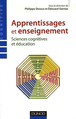 Apprentissages et enseignement : Sciences cognitives et éducation