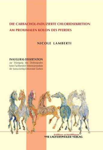 Die Carbachol-induzierte Chloridsekretion am proximalen Kolon des Pferdes