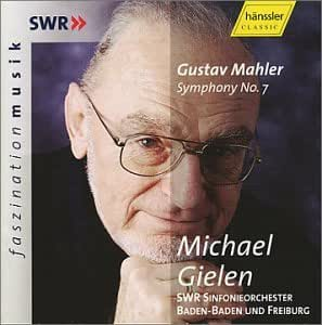 Mahler:Symphony No.7 [Import allemand]