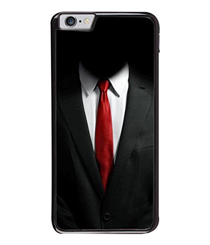 PrintVisa Designer Back Case Cover for Apple iPhone 6 Plus :: Apple iPhone 6+ (Suit shirt tie formal decent)  available at amazon for Rs.385