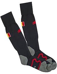 2014-15 Belgium Burrda Away Socks (Black)