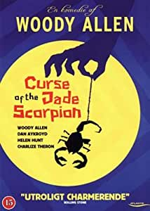 The Curse of the Jade Scorpion (2001) (Region 2) (Import)
