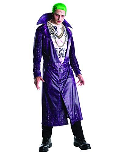 Horror-Shop Suicide Squad Joker Kostüm für Fasching & Halloween Standard (Der Joker Kostüm Jared Leto)