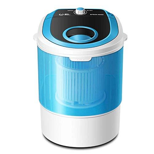AZWE Mini lavadora portátil secadora giratoria Lavadora