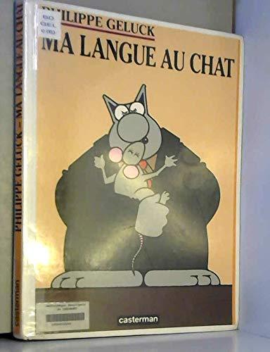 Le Chat, tome 6 : Ma langue au Chat