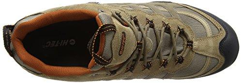 Hi-Tec Scarpe Basse da Arrampicata da Uomo Beige (Desert/Burnt Orange)