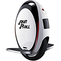 Run & Roll Turbo Spin Advanced – Monocycle, Color Blanc, 12 ""