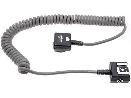 Nikon TTL SC-17 Kabel für Nikon Blitzgeräte Original Genuine SC17 Remote Cord. Nikon Remote Cord