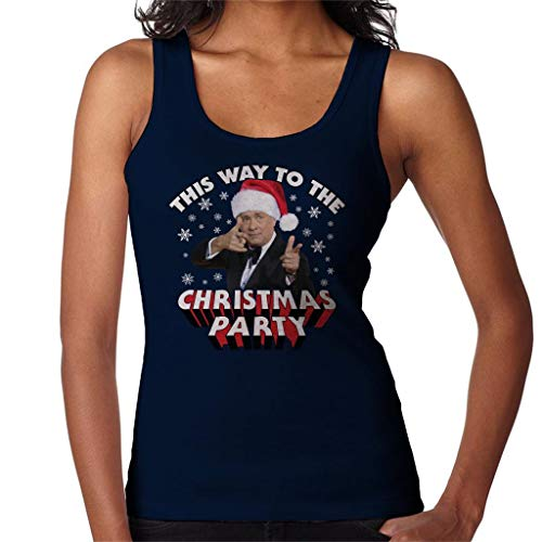 (Tom Hanks This Way to The Christmas Party Women's Vest)