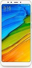 """Xiaomi Redmi 5 Dual SIM 4G 32GB Gold - Smartphones (14.5 cm (5.7""""), 1440 x 720 pixels, 32 GB, 12 MP, Android, Gold)"""