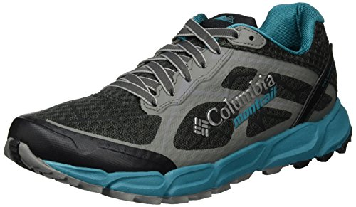 Columbia Caldorado Ii Outdry Damen Laufschuhe, Grau (Dark Grey/Sea Level 089), 38 EU