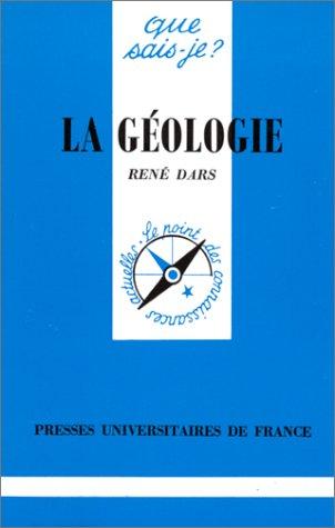La géologie