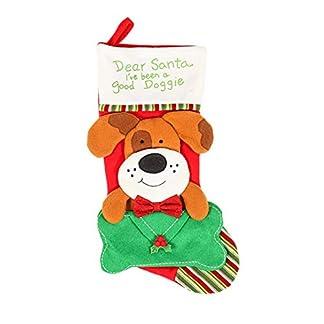 Nicedier-Tech Atmósfera de Navidad Medias de Sobres del Gato del calcetín Hangable Calcetines Calcetines Mascotas Navidad Árbol Chimenea Decoración 1 Pc
