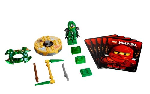 Imagen 2 de LEGO Ninjago 9574 - Lloyd ZX