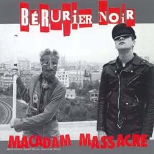 Macadam Massacre [Import anglais]