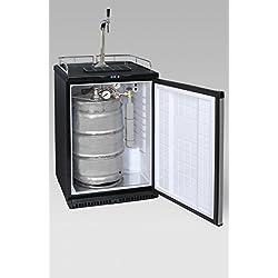 Dispensador de cerveza Exquisit BK160 - Tirador de cerveza